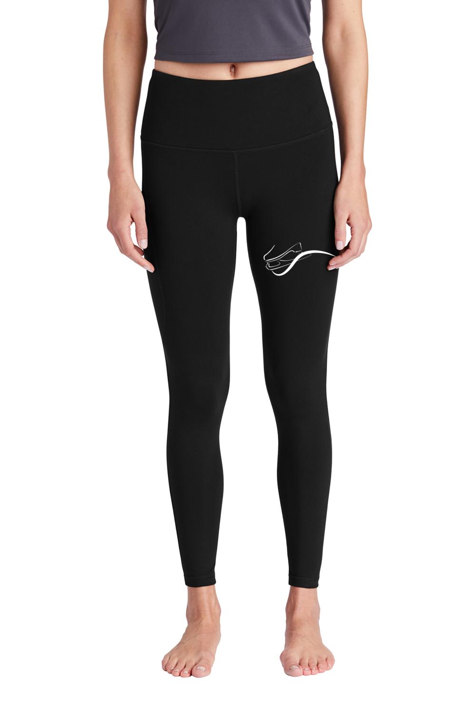 Printed Sport-Tek ® Ladies High Rise 7/8 Legging - FCFSC