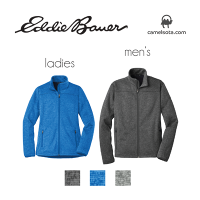 Custom Eddie Bauer StormRepel Soft Shell Jacket