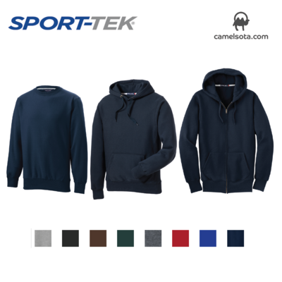 Custom Sport-Tek Super Heavyweight Sweatshirts