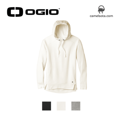 Custom OGIO Ladies Luuma Pullover Fleece Hoodie