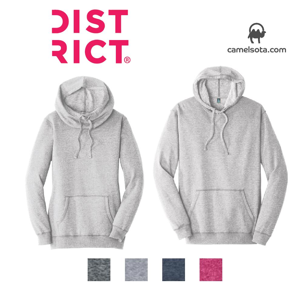 Custom District Lightweight Hoodie