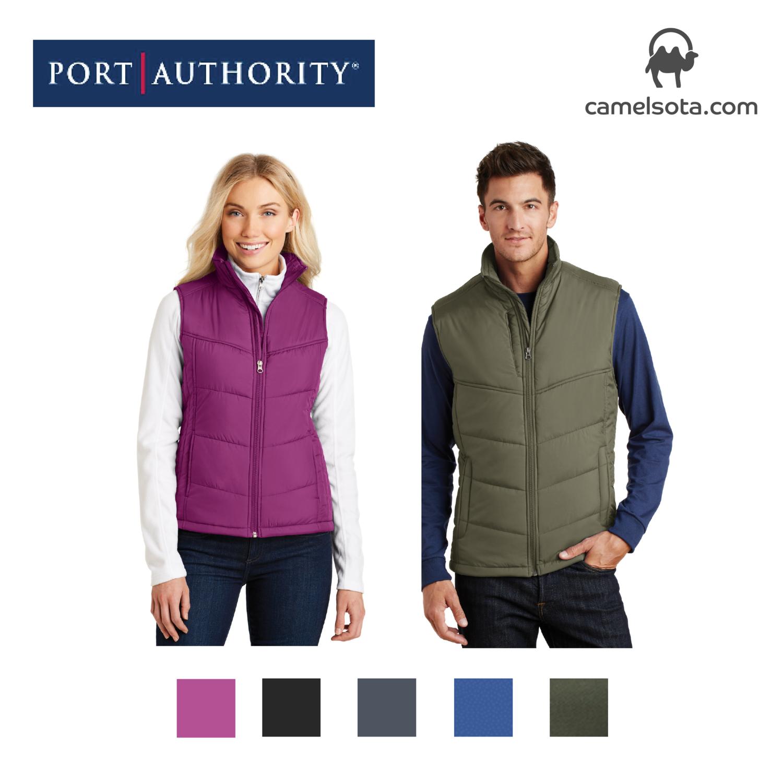 Custom Port Authority Puffy Vest