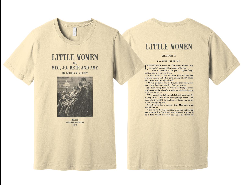 Little Women by Louisa M. Alcott Shirt