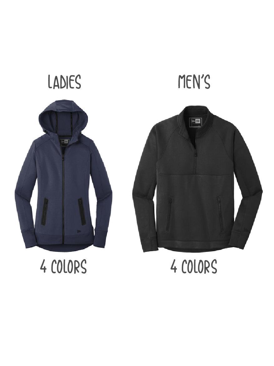 New Era ® Venue Fleece Full-Zip Hoodie