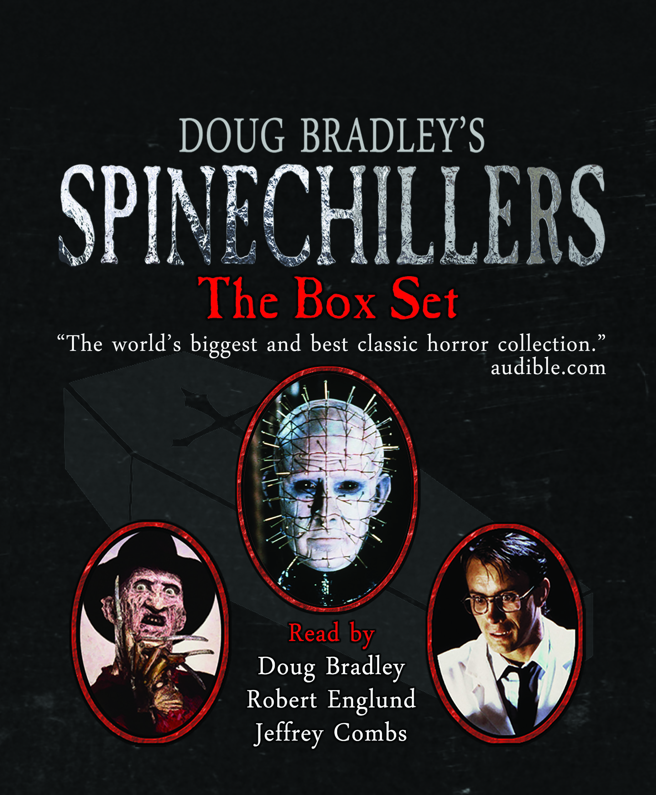 Spinechillers Box Set 00006