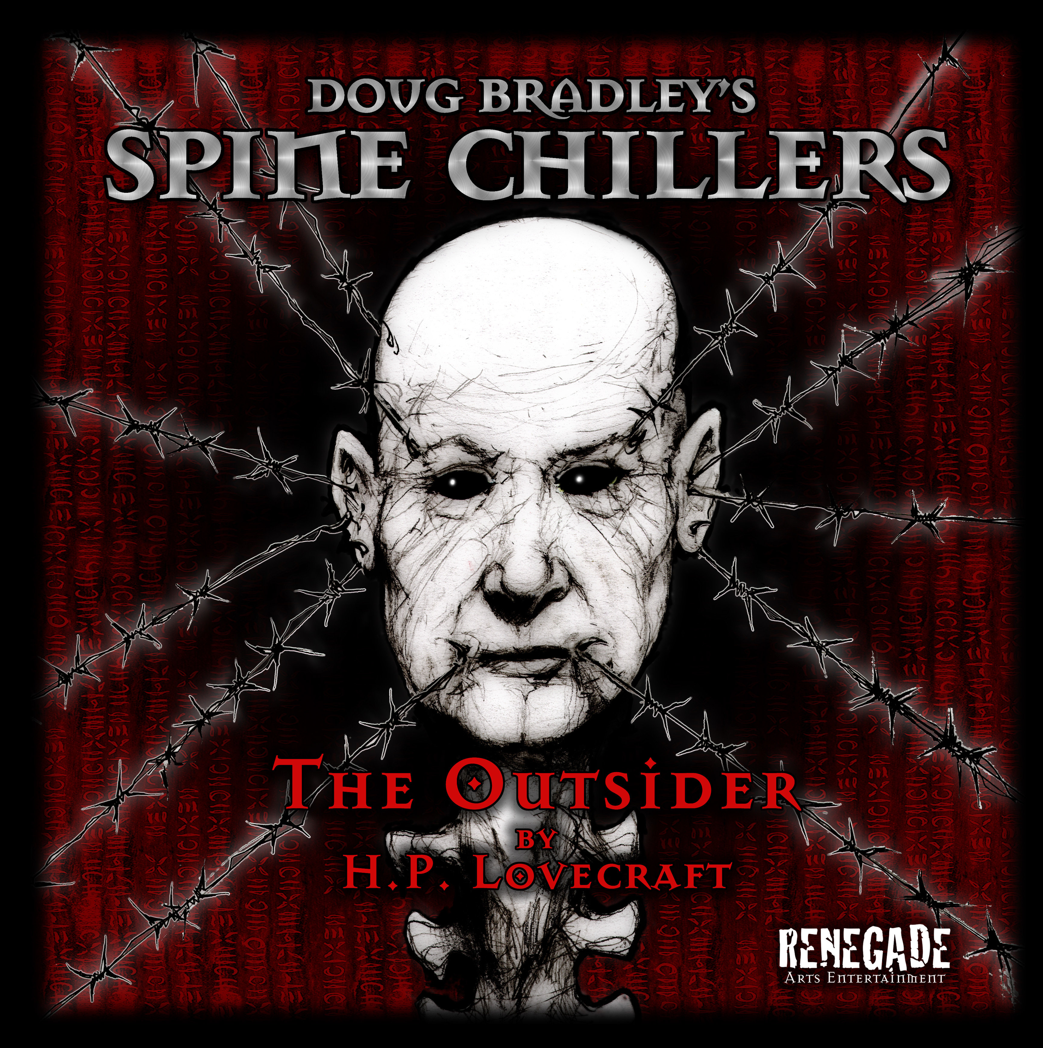 Spinechillers DVD: The Outsider by H. P. Lovecraft 00029