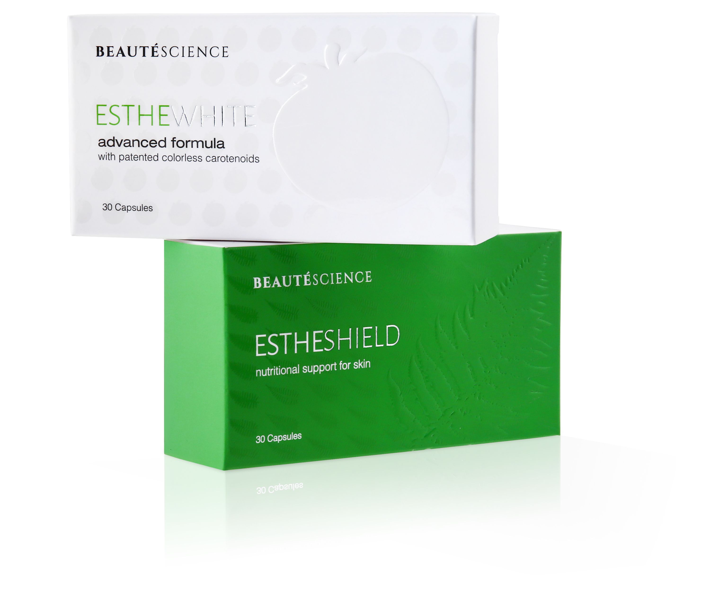 EstheWhite & EstheShield Twin Pack  [Buy 6 twin packs to enjoy free shipping] 00011