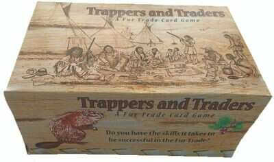 Trappers and Traders: A Fur Trade Game