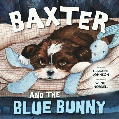 Baxter and the Blue Bunny