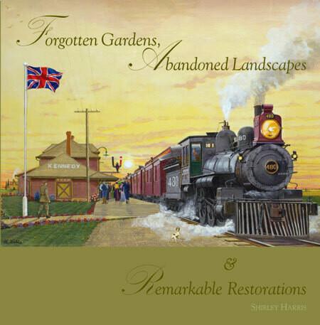 Forgotten Gardens, Abandoned Landscapes & Remarkable Restorations