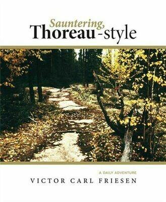 Sauntering, Thoreau-style: A Daily Adventure