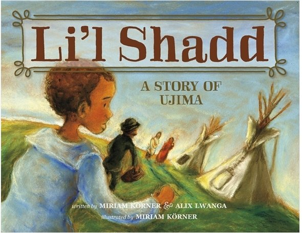 Li'l Shadd: A Story of Ujima