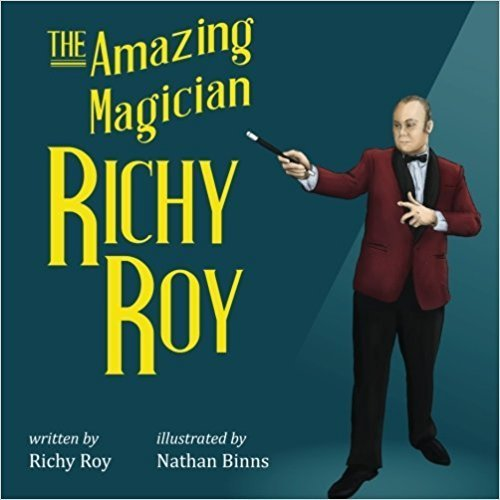 Amazing Magician Richy Roy, The