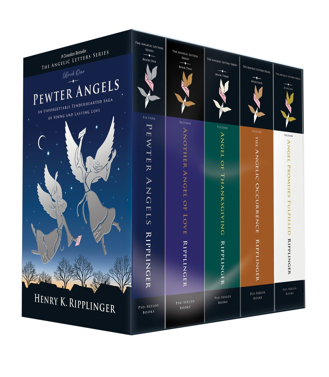 Angelic Letters Box Set