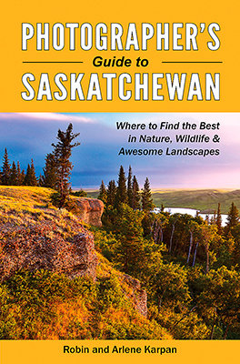Photographer's Guide to Saskatchewan: Where to Find the Best in Nature, Wildlife & Awesome Landscapes 00001512