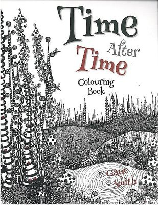 Time After Time Colouring Book