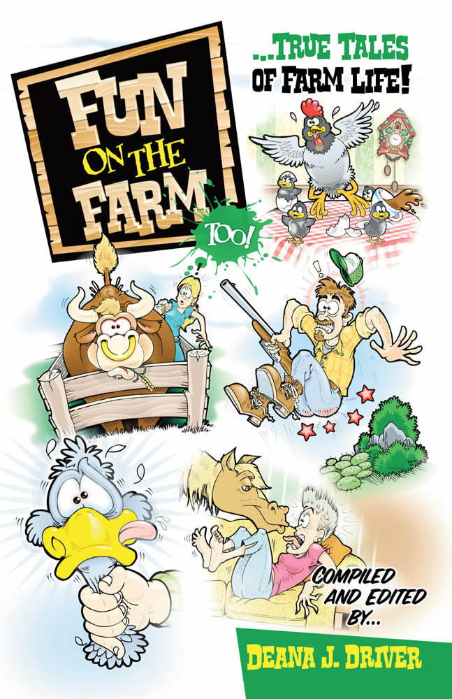 Fun on the Farm Too: True Tales of Farm Life 00001592