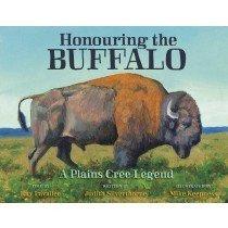 Honouring the Buffalo: A Plains Cree Legend 00001340