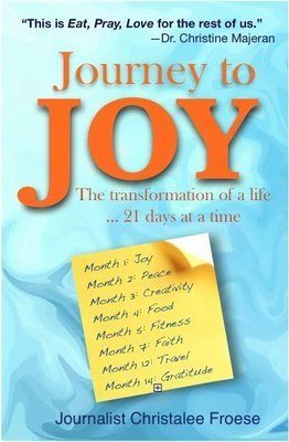 Journey to Joy: The Transformation of a life... 21 days at at ime