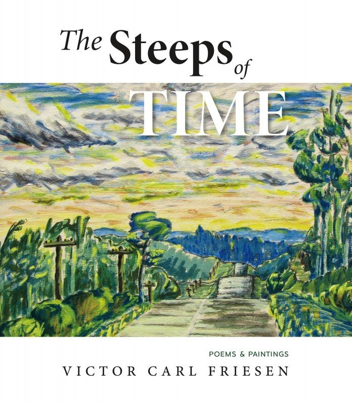Steeps of Time, The: Poems & Paintings 00001671