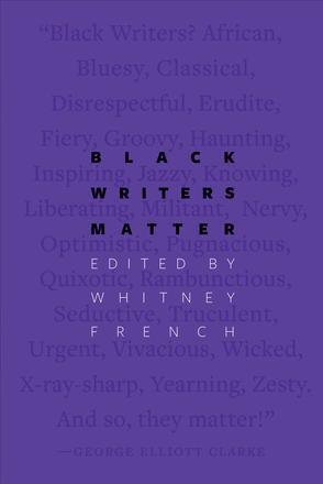 Black Writers Matter