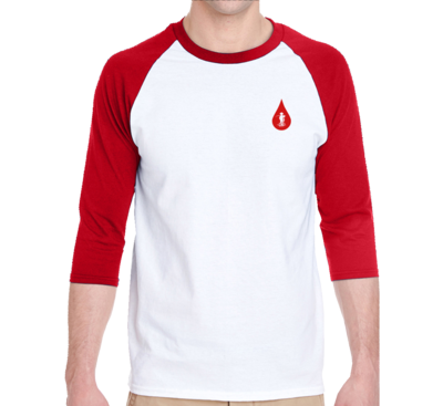Country Boy Fishing (Baseball Shirt) Youth