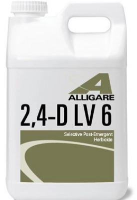 2,4-D LV 6 - 2.5 gal