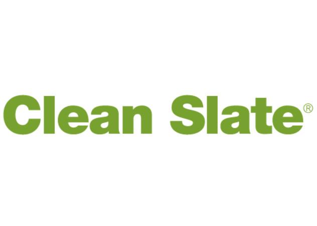 CLEAN SLATE® - 2.5 gal or 0.5 gal