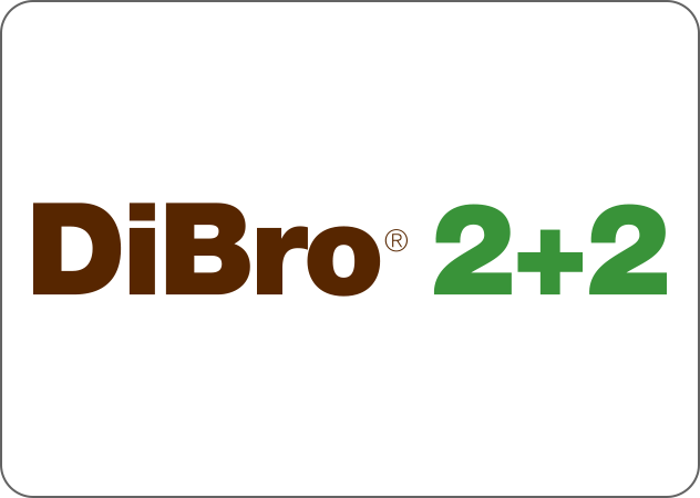 DIBRO 2+2 - 25 lb