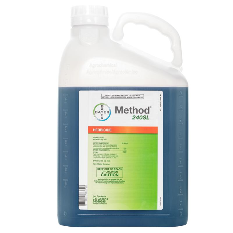 Method 240 SL - 2.5 gal or 1 qt