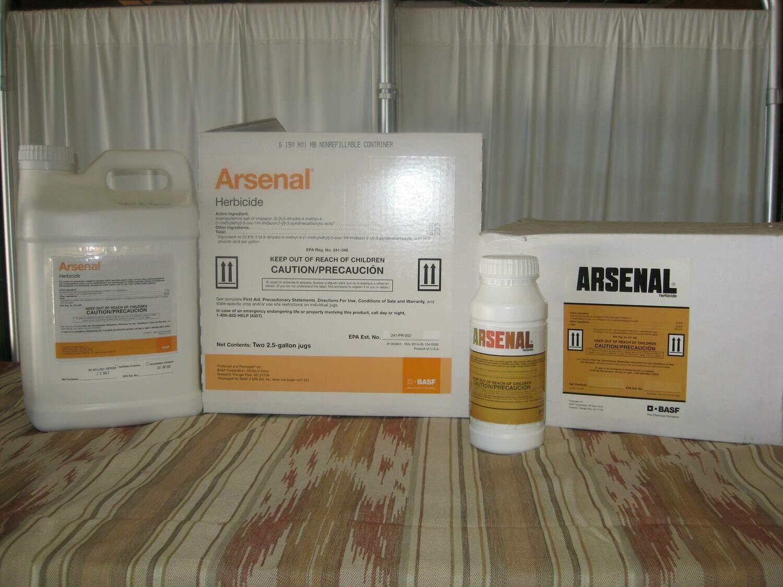 ARSENAL 2 NS - 2.5 gal or 1 qt