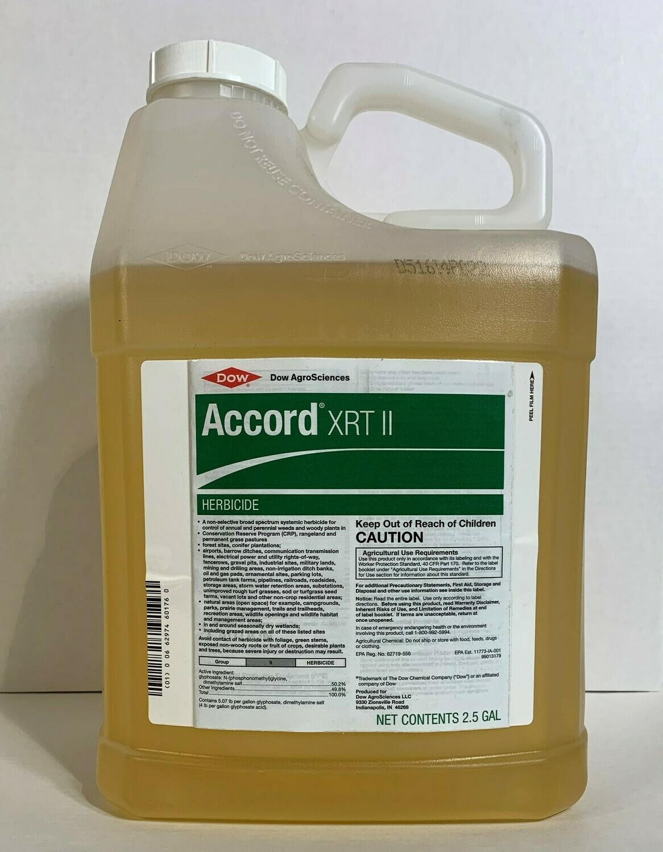 Accord XRT II - 2.5 gal