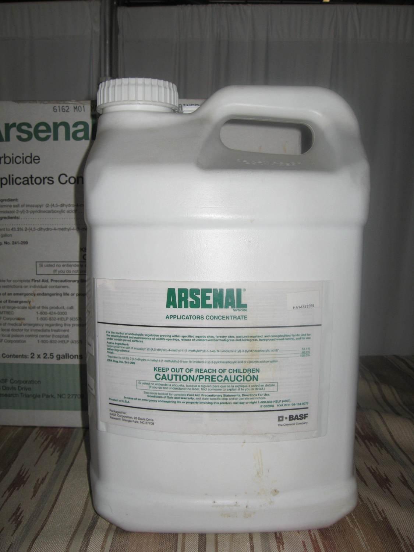 Arsenal® Herbicide Applicators Concentrate - 2.5 gal