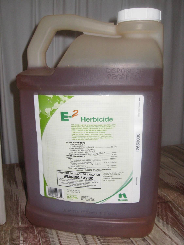 E-2 Herbicide - 2.5 gal