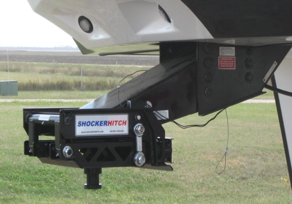 RV/Camper Cushion Hitch SH-750