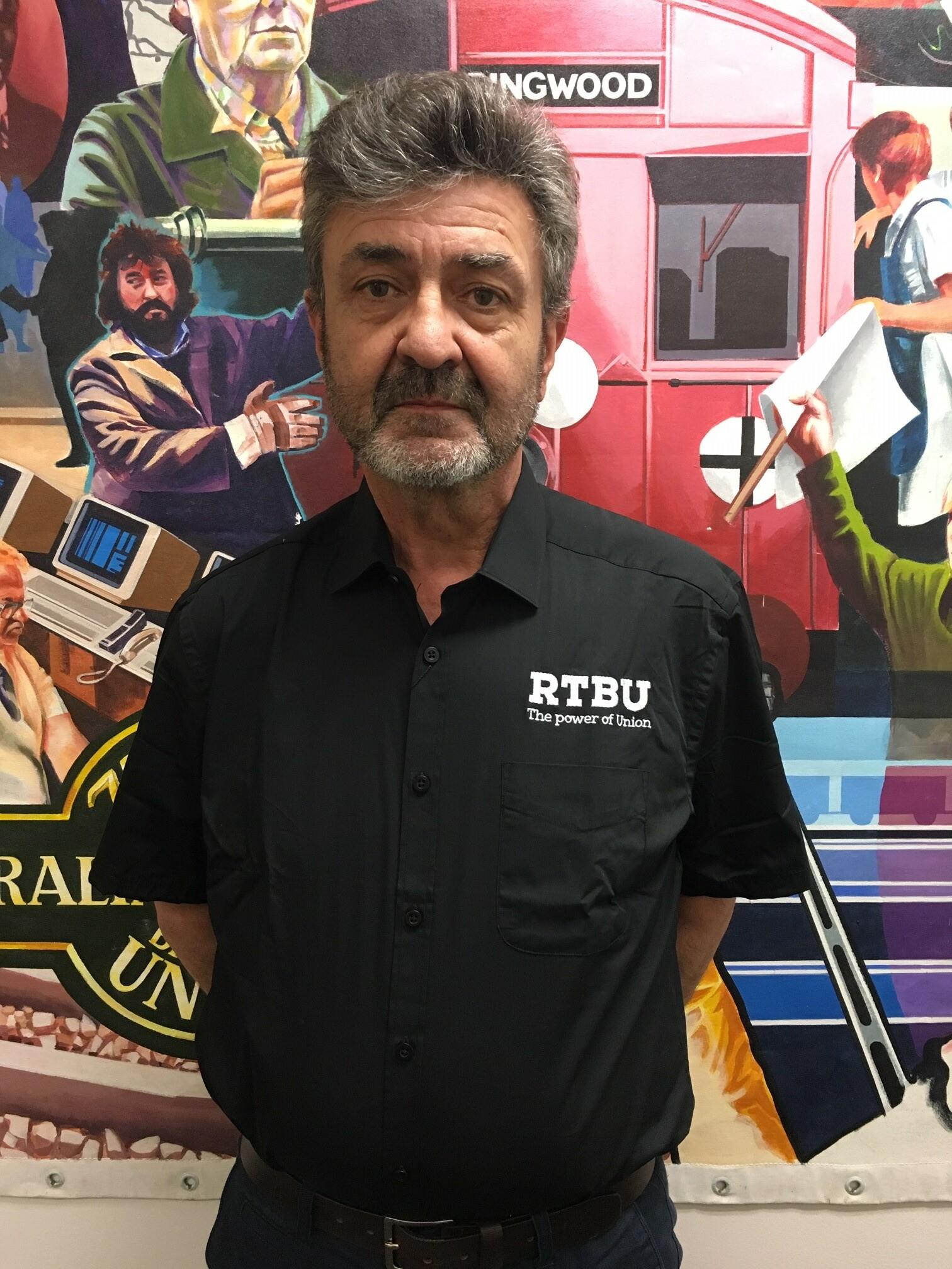 Men's Short Sleeve Business Shirt - Black 00028