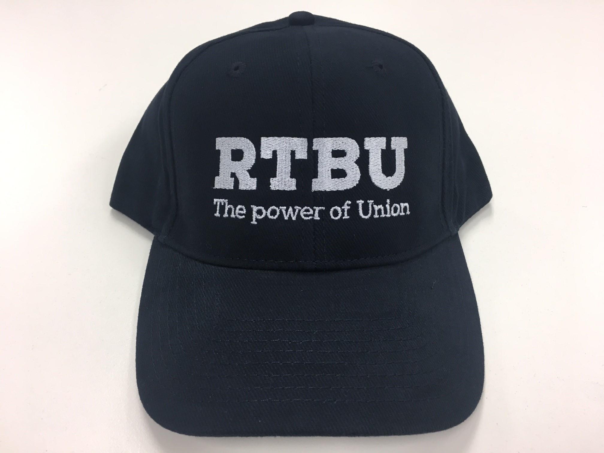 RTBU Navy Blue Cap 00023