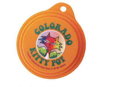 Colorado Kitty Pot Can Lids