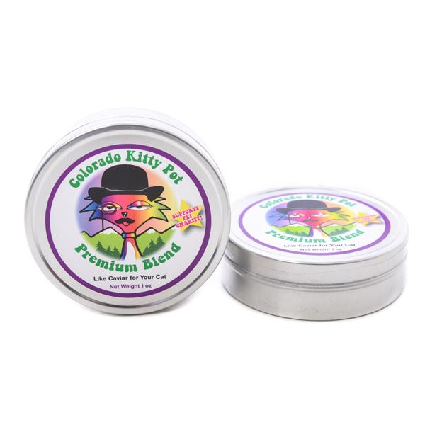 Colorado Kitty Pot Premium Blend
