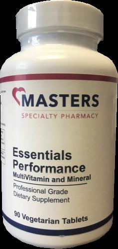 Essentials Performance MultiVitamin & Mineral 00000