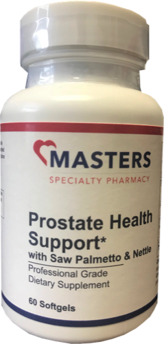 Prostate Health Support  With Saw Palmetto & Nettle 00004
