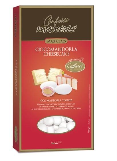 Maxtris Caffarel Ciocomandorla Cheesecake