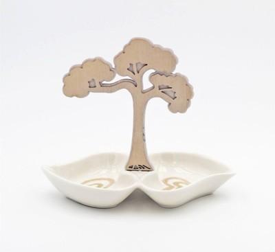 Bomboniera antipastiera con bonsai Pz.1