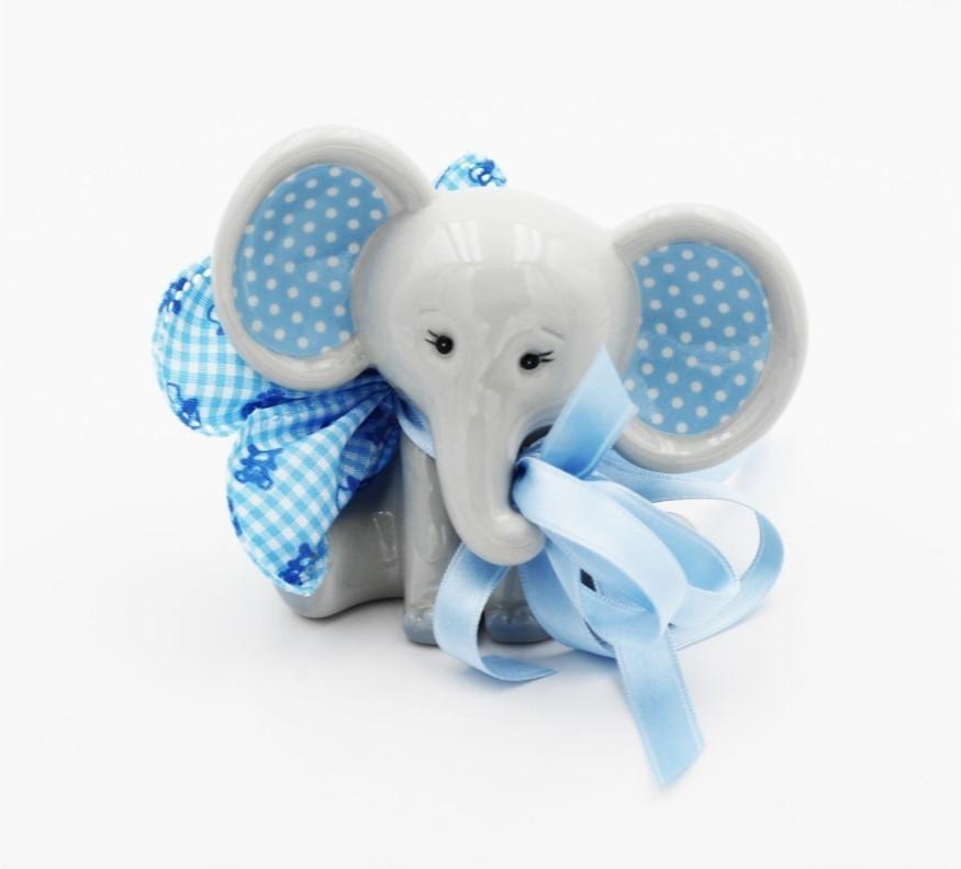 Bomboniera Ilary Queen Elefantino Dumbo Pz.1