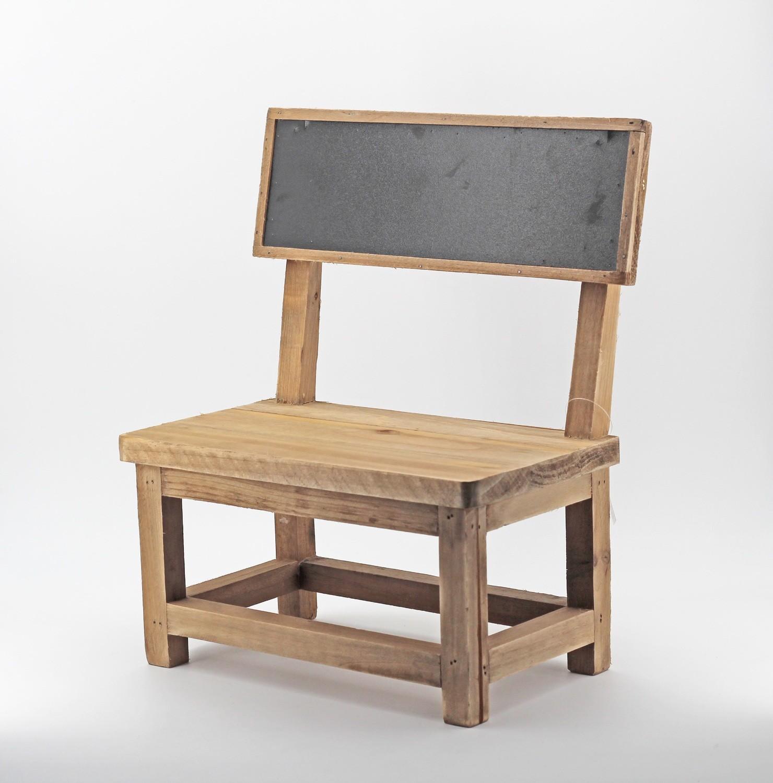Panchina in legno Pz.1