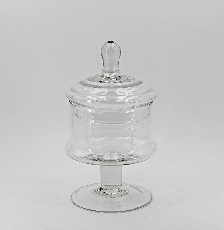 Scatola imperial in vetro Pz.1
