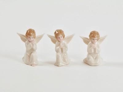 Bomboniera in porcellana angelo Pz. 6