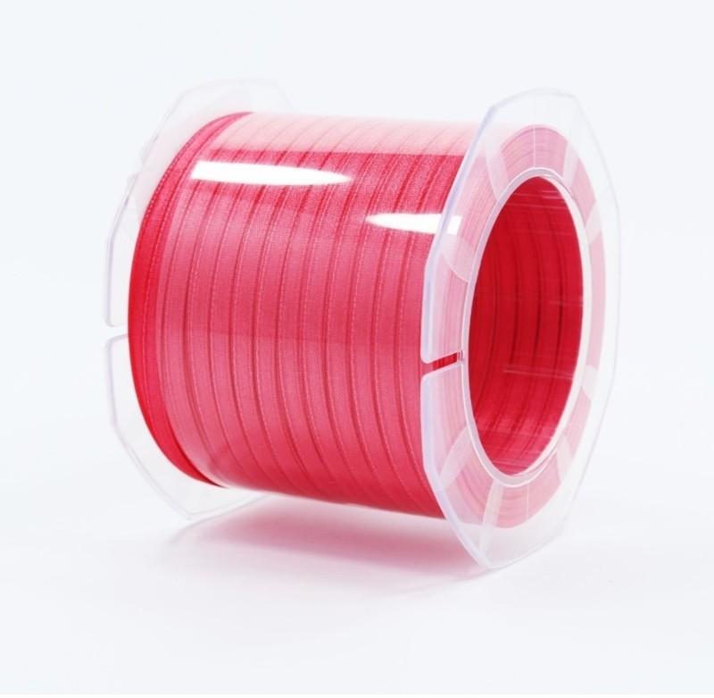 Furlanis nastro di raso rosa corallo chiaro colore 21 mm.3  Mt.100