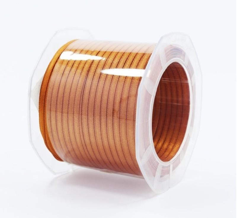 Furlanis nastro di raso bruciato colore 112 mm.3  Mt.100