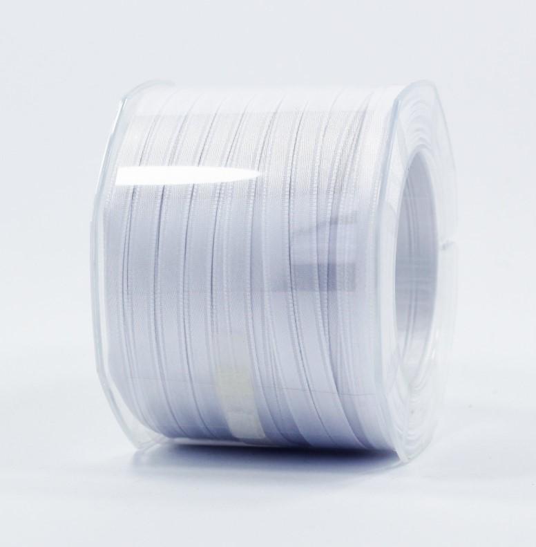 Furlanis nastro di raso bianco colore 13 mm.6 Mt.100